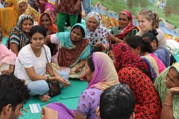 Laura in India